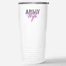 ACU Army Wife Travel Mug