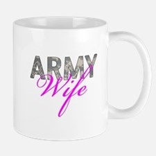 ACU Army Wife Mug