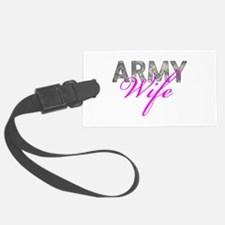 ACU Army Wife Luggage Tag