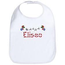 Eliseo, Christmas Bib