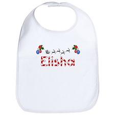 Elisha, Christmas Bib