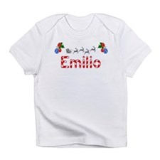 Emilio, Christmas Infant T-Shirt