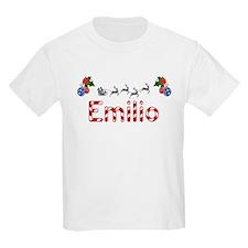Emilio, Christmas T-Shirt