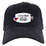 Chris Bell for TX Governor! Black Cap