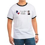 Chris Bell for TX Governor! Ringer T