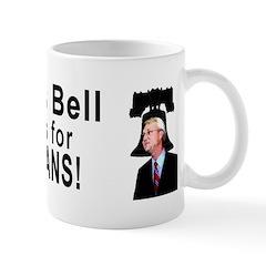Chris Bell for TX Governor! Mug