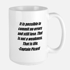 That Is Life Large Mug
