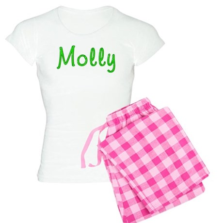 Molly Glitter Gel Women's Light Pajamas