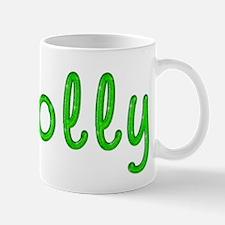 Molly Glitter Gel Mug