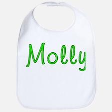 Molly Glitter Gel Bib