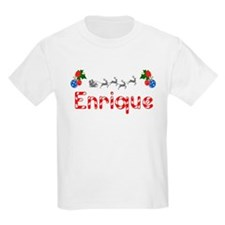 Enrique, Christmas T-Shirt