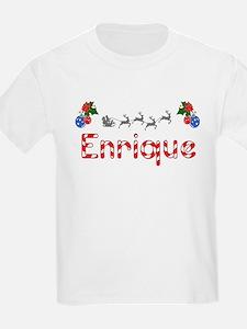 Enrique, Christmas T-Shirt