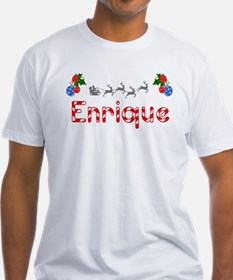 Enrique, Christmas Shirt