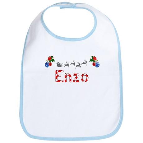 Enzo, Christmas Bib