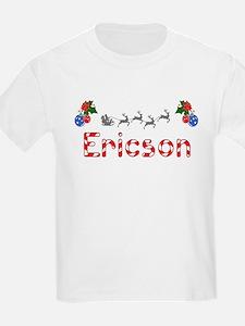 Ericson, Christmas T-Shirt