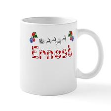 Ernest, Christmas Mug