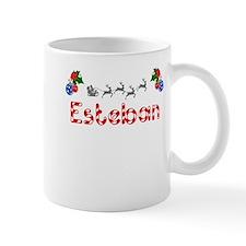 Esteban, Christmas Mug
