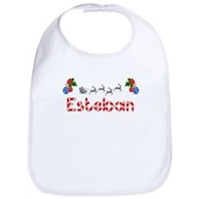 Esteban, Christmas Bib
