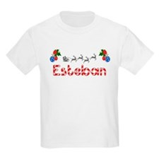 Esteban, Christmas T-Shirt