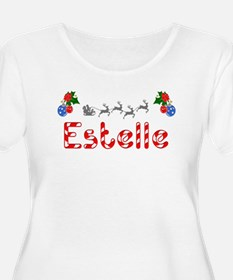 Estelle, Christmas T-Shirt