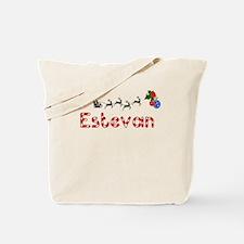 Estevan, Christmas Tote Bag