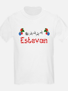 Estevan, Christmas T-Shirt