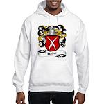 Meder Coat of Arms Hooded Sweatshirt