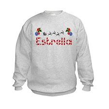 Estrella, Christmas Sweatshirt