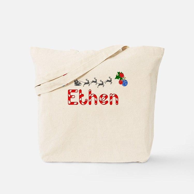 Ethen, Christmas Tote Bag