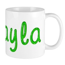 Mikayla Glitter Gel Mug