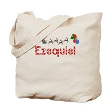 Ezequiel, Christmas Tote Bag