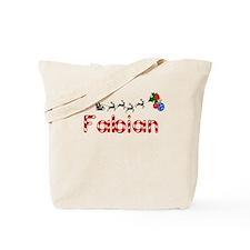 Fabian, Christmas Tote Bag
