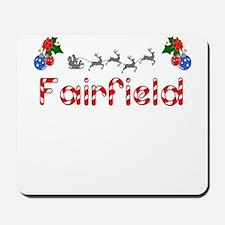 Fairfield, Christmas Mousepad