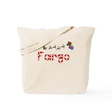 Fargo, Christmas Tote Bag
