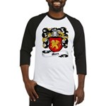 Marx Coat of Arms Baseball Jersey