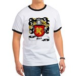 Marx Coat of Arms Ringer T