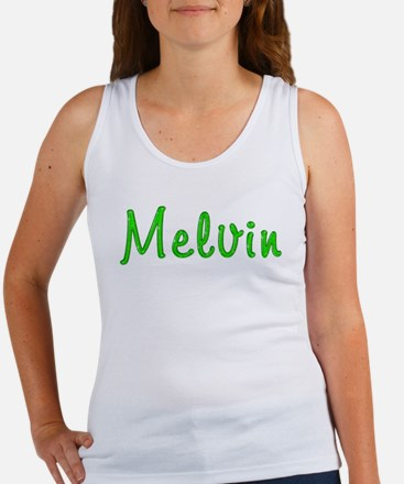 Melvin Glitter Gel Women's Tank Top