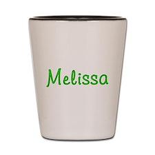 Melissa Glitter Gel Shot Glass
