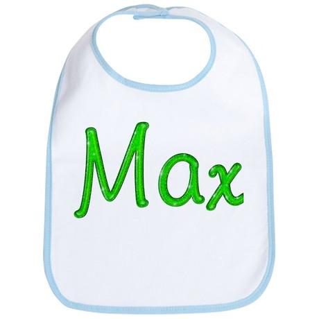 Max Glitter Gel Bib