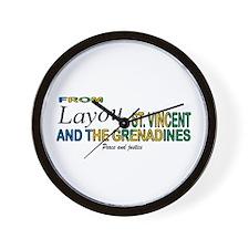 Layou Wall Clock