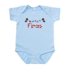 Firas, Christmas Infant Bodysuit
