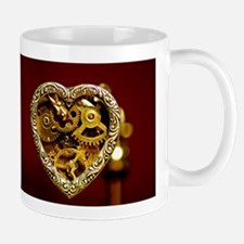 Clockwork Heart Mug