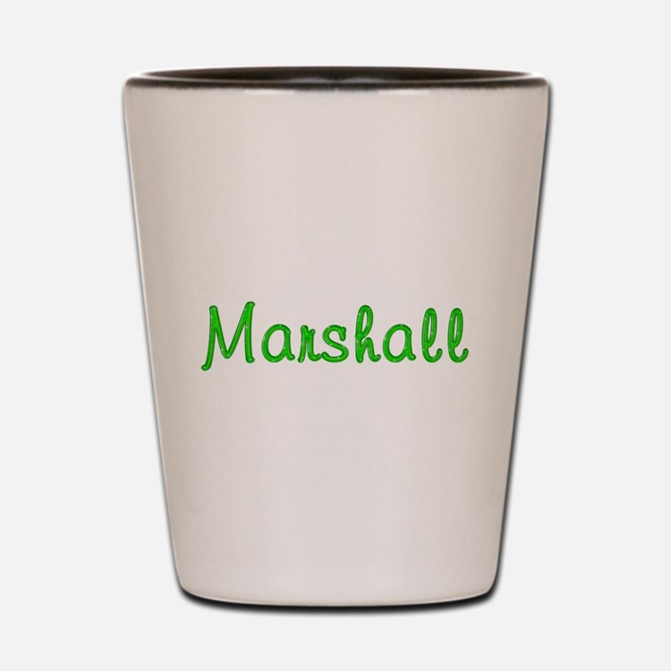 Marshall Glitter Gel Shot Glass