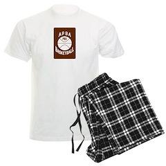 APBA Basketball Card Pajamas