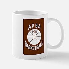 APBA Basketball Card Mug