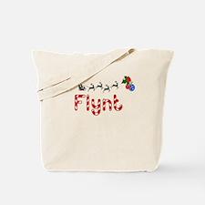 Flynt, Christmas Tote Bag