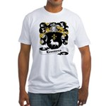 Lemmens Coat of Arms Fitted T-Shirt