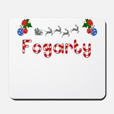 Fogarty, Christmas Mousepad