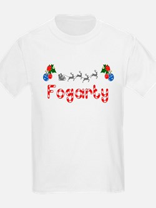 Fogarty, Christmas T-Shirt