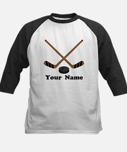 Personalized Hockey Tee